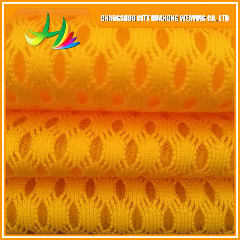 breathable air mesh fabric for luggage,garments,fashion dryed 3d air mesh 100 % polyester fabric