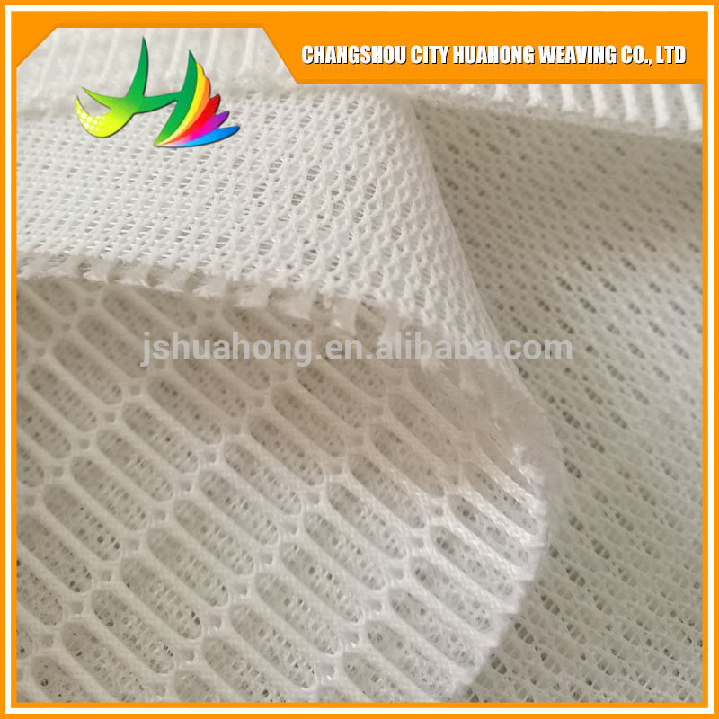 100 polyester 3D spacer mesh fabric for chair, 3D spacer mesh fabric