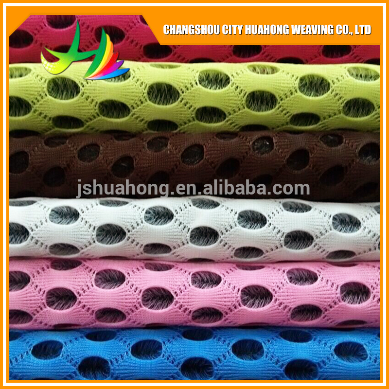 In china, new design 3D spacer air mesh fabric ,new product 4D air mesh Fabric mattress fabric