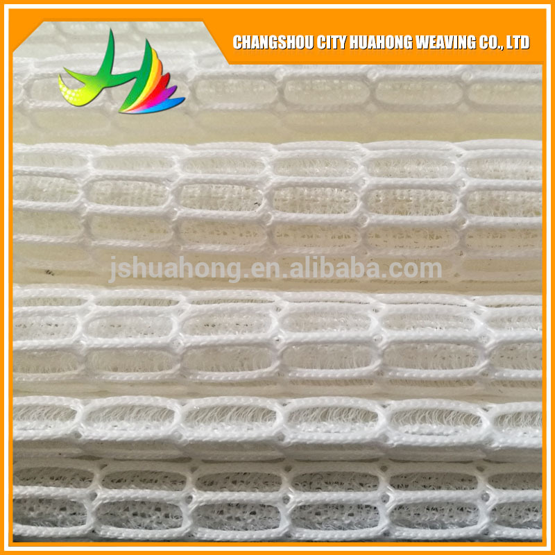100 polyester 3D for chair, 3D spacer mesh fabric,comfortable and dry