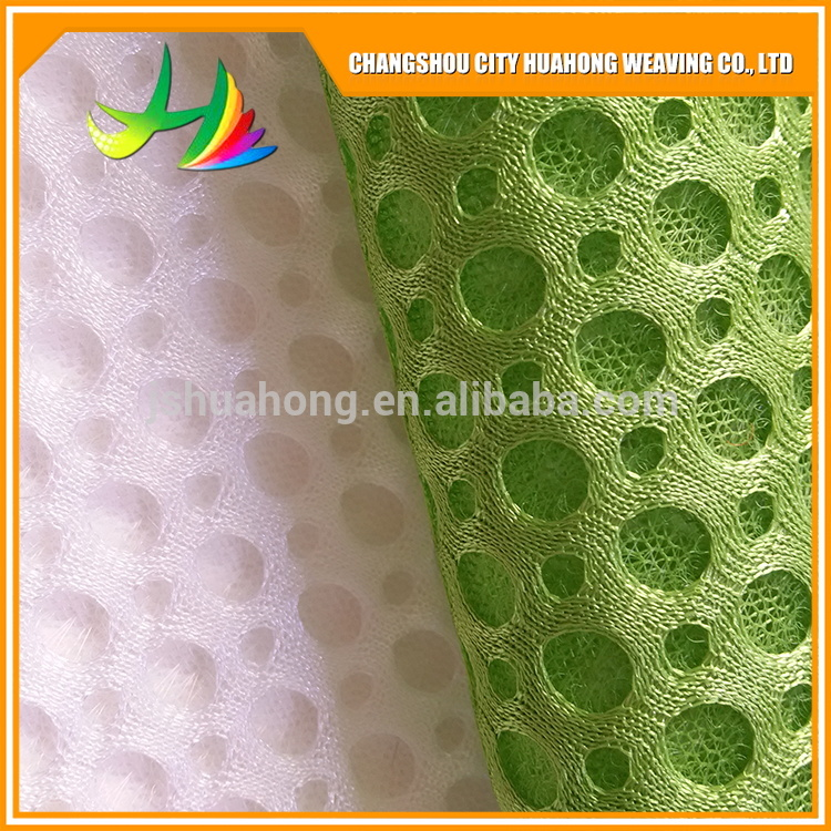 3D 100% polyester mesh fabric, Factory direct salesair mesh fabric,The colors can be made to order