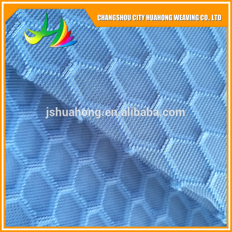 breathable air mesh fabric for baby strollers and safety seat