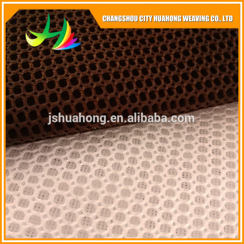 Factory direct sales 3D air mesh fabric ,Factory sell 3D 100% polyester mesh fabric,3d spacer mesh fabric