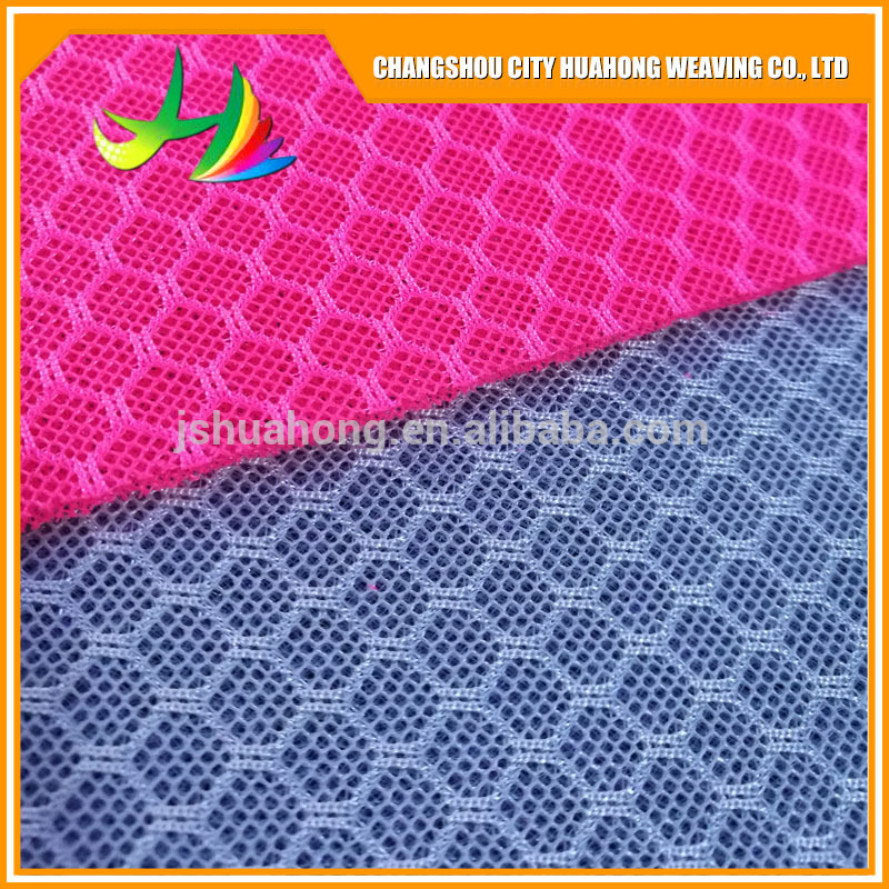 100 polyeste air layer fabric for mattress