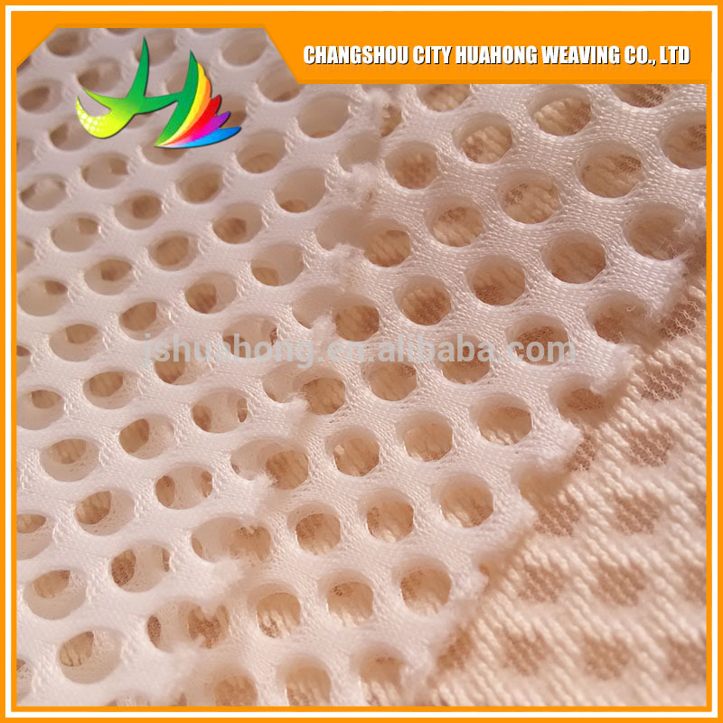 fabric mesh for shoes hometextile, polyester air mesh fabric for shoes and suitcase