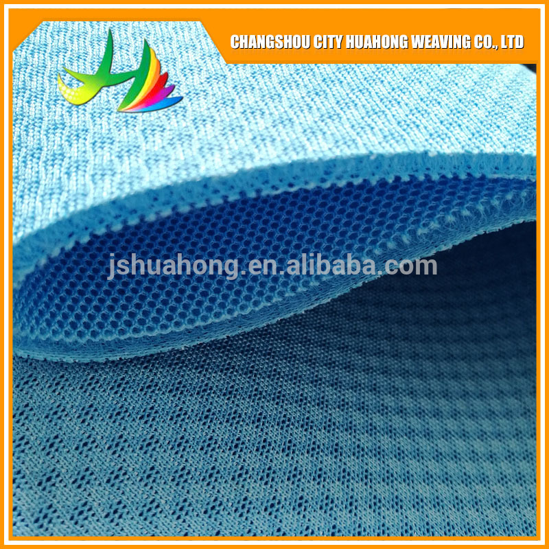 air fabric, Shoes with 3D mesh fabric,helmet, bed, sand foot pad, mat