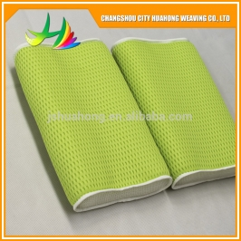 3d polyester air mesh pillow