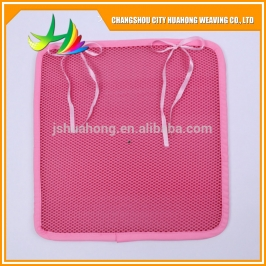 Red 3D mesh fabric 3D Mattress Office cushion,OEM processing