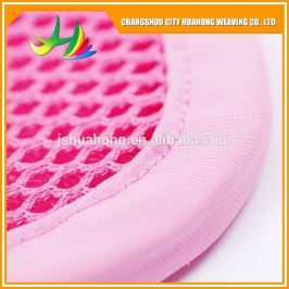 korea hot sell high elastic 3D mesh mattress , polyester 3D mesh mattress