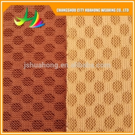 3D 100% polyester Home Textiles, Factory direct salesair mesh fabric,BIG HOLE HONEYCOMB MESH