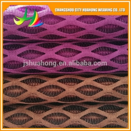 Breathable air sandwich 3d mesh fabric 3D Spacer Mesh Fabric for children cars