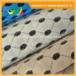 breathable air mesh fabric for baby strollers and safety seat,bright and soft colors