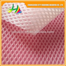 colour 3D air mesh fabric ,Warp knitting 100% polyester