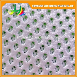 3D high quality textiles mesh fabric ,kitchen textile,bed-mat for summer