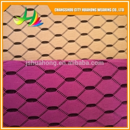 3D high quality textiles mesh fabric for Car Seat Cover,mesh fabric eco friendly