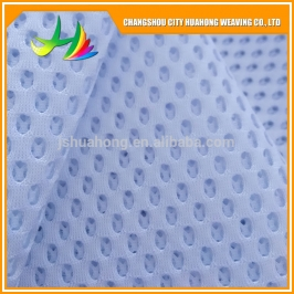 3D high quality textiles mesh fabric for shoes,helmet, bed, sand pad, foot pad, mat