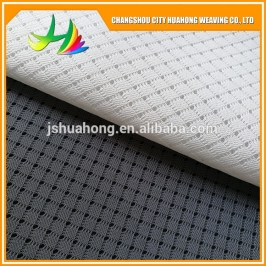 eyelet fabric, fashion dryed 3d air mesh,motorcycle seat cover