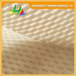 soft 3D air layer , sandwich mesh fabric for dress,eyelet fabric