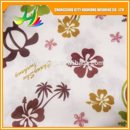 HH-001 printed thick polyester kint 3D air mesh fabric for chair