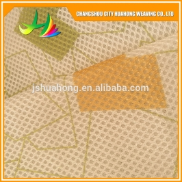 polyester mesh fabric for luggage,garments,cushion and so on