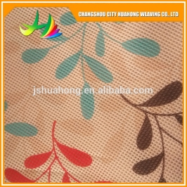 polyester mesh fabric ,printed 3d air mesh fabric,mmany colors tochoose